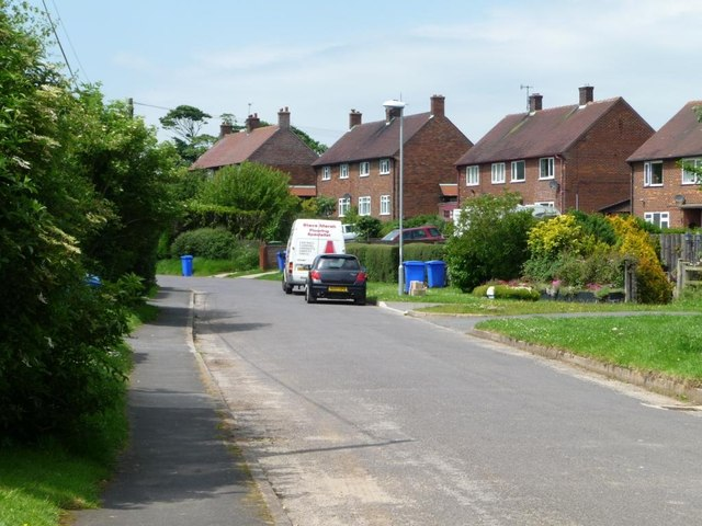 St Helen's Lane, Reighton