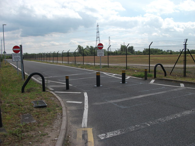 Limited access barrier