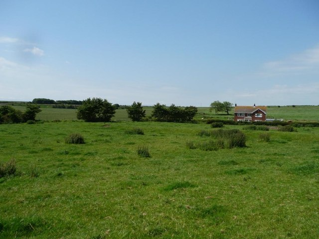 White House Farm, Buckton