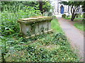 TQ2564 : St Nicholas Churchyard, Sutton by Ian Yarham