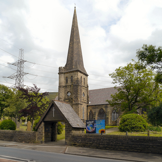 The Church of St James, Millbrook