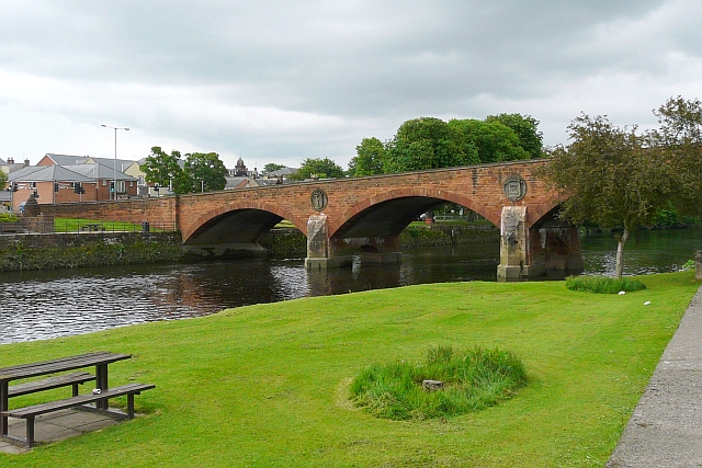 St. Michael's Bridge, Dumfries