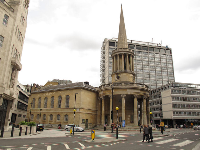 All Souls, Langham Place