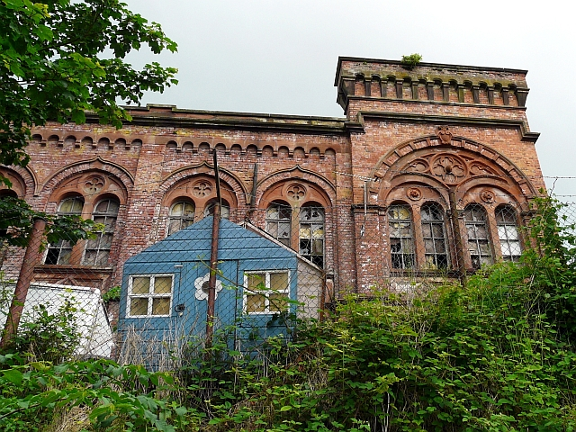 Rosefield Mills - a building at risk