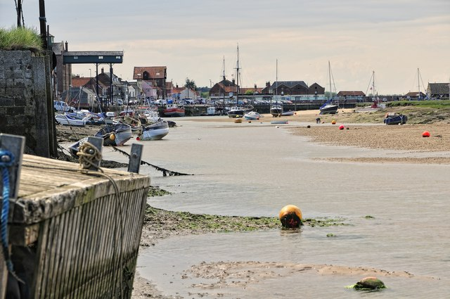 Harbour, Wells-next-the-Sea