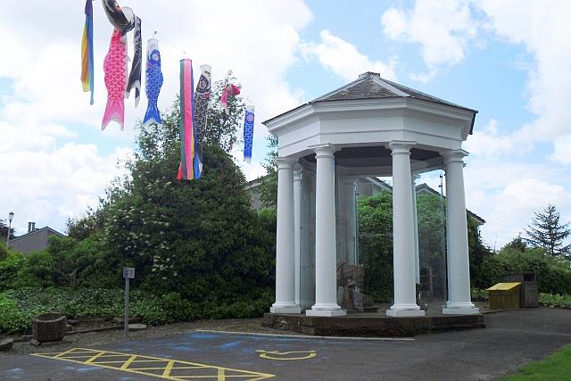 The Sinclair Memorial