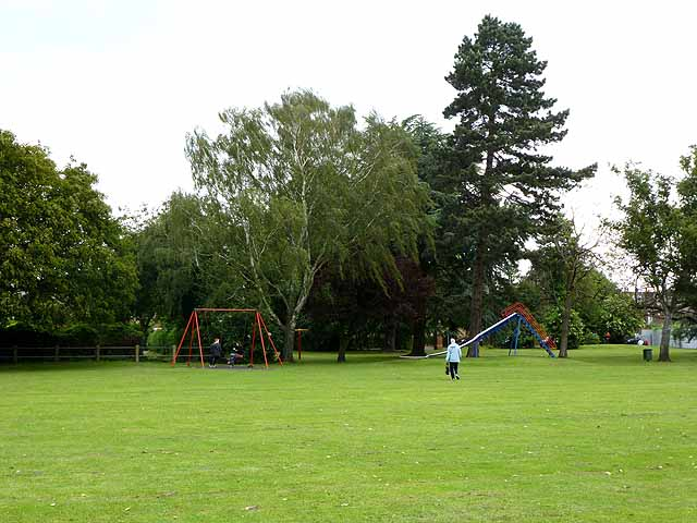 Public park, Long Sutton