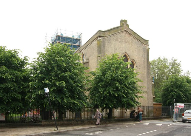 St John, North End Road, Fulham