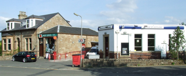 Bishopton Post Office