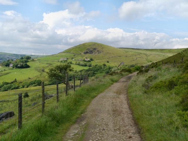 Pennine Bridleway (Moor Edge Road)