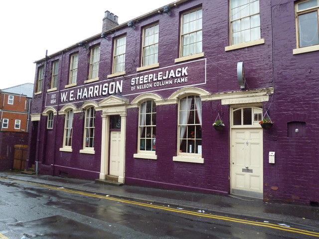 Regent Terrace- W.E. Harrison (C)