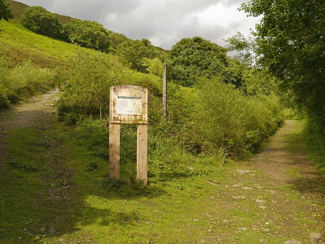 Cowbury Dale Nature Reserve
