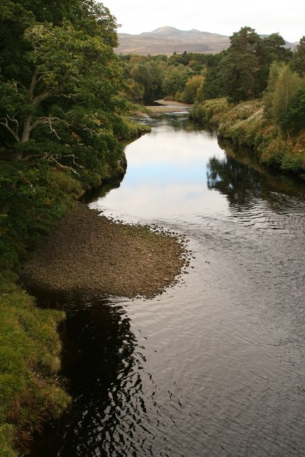 River Carron gravels