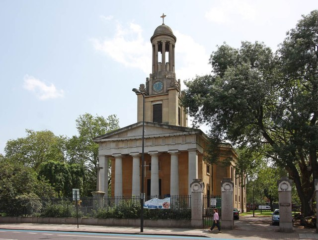 St Mark, Kennington Park Road