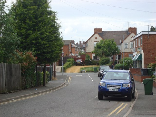 St Godwalds Road, Aston Fields