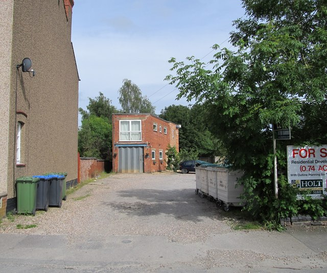 Rugby-Caldecott Street