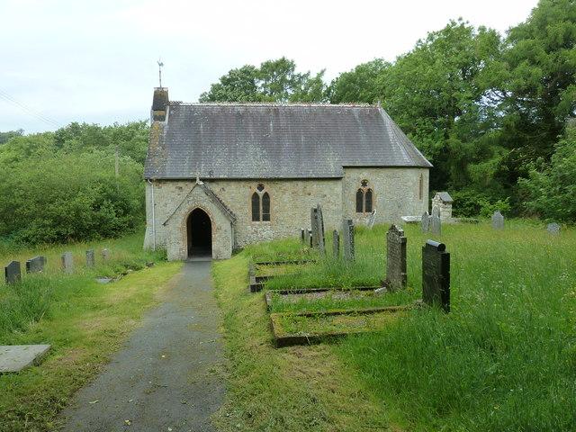 St Dogfael's Church