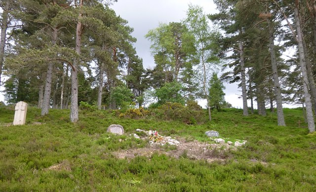 Moniack Burial Ground