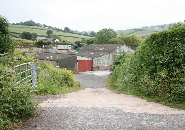 Farm Buildings at Longcombe