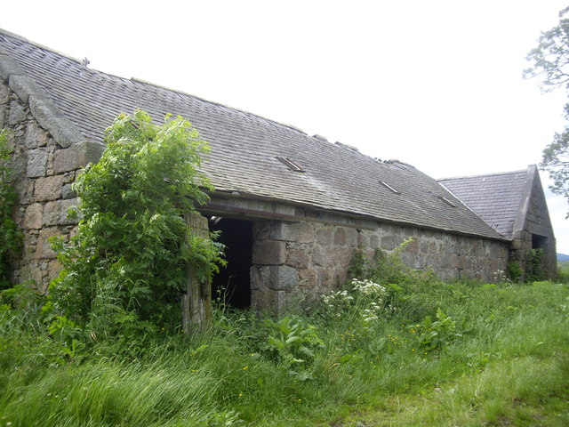 A steading at Crossfold