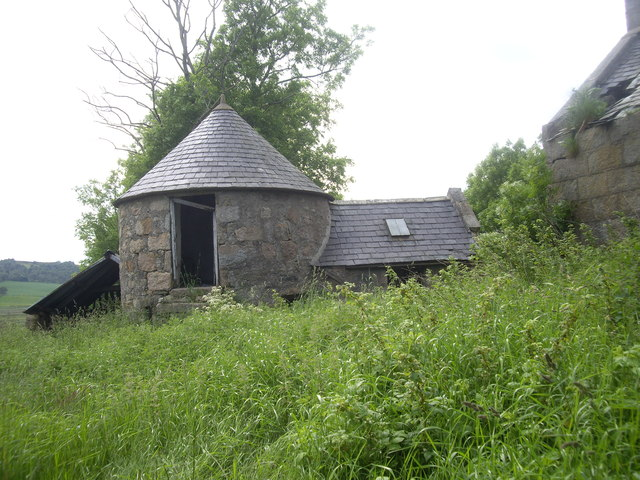 Crossfold - steading with loft