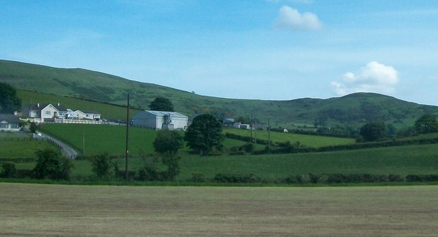 Farmstead south of the Newry Road