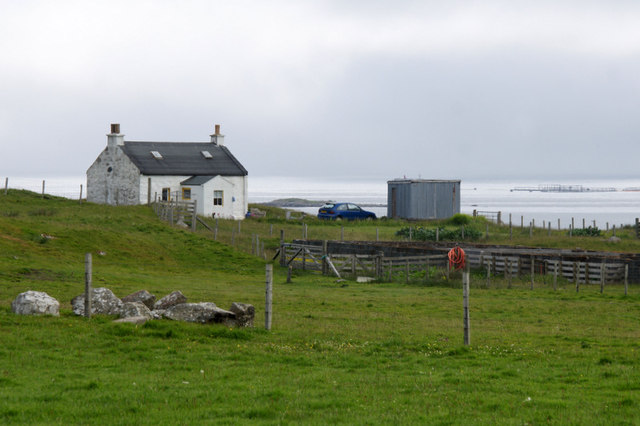 House at Billister, North Nesting