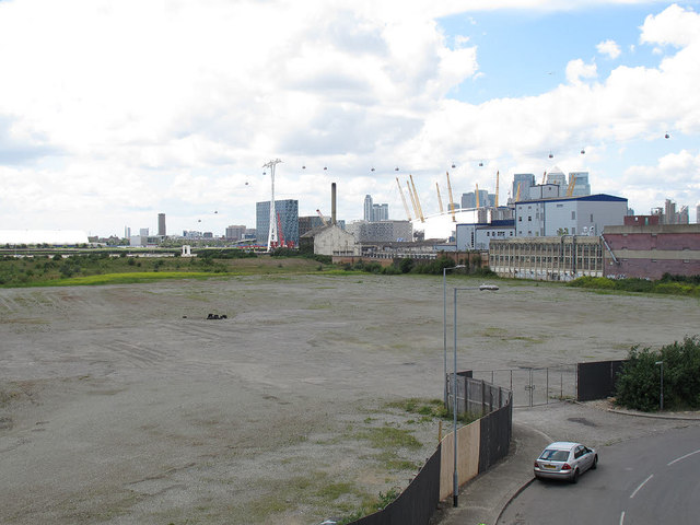 Site of Plaistow Wharf