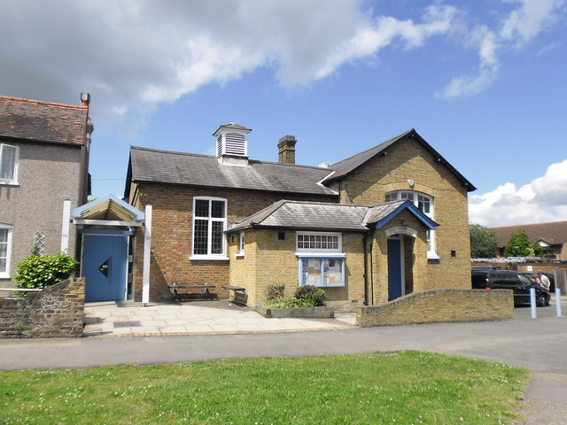 Hayes Old Church of England School