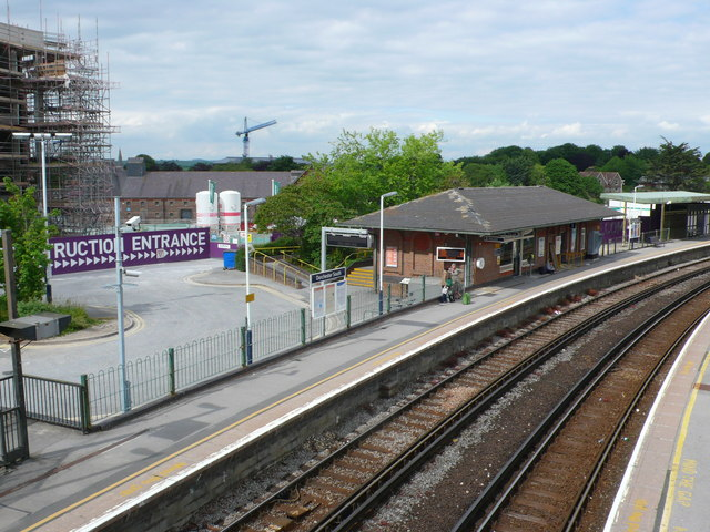 Dorchester South Station