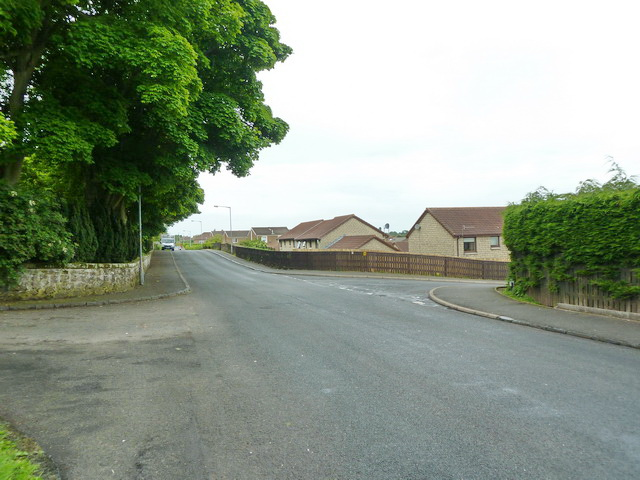 Cemetery Lane, Tweedmouth