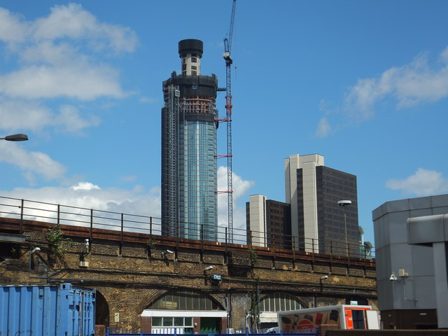 St George Wharf Tower Nine Elms