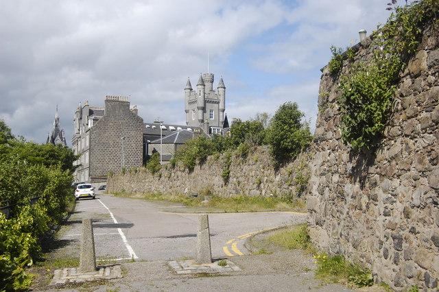 Castlehill, Aberdeen