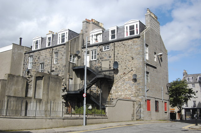 Castle Terrace, Aberdeen