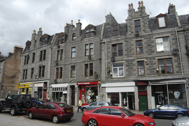Justice Street, Aberdeen (I)