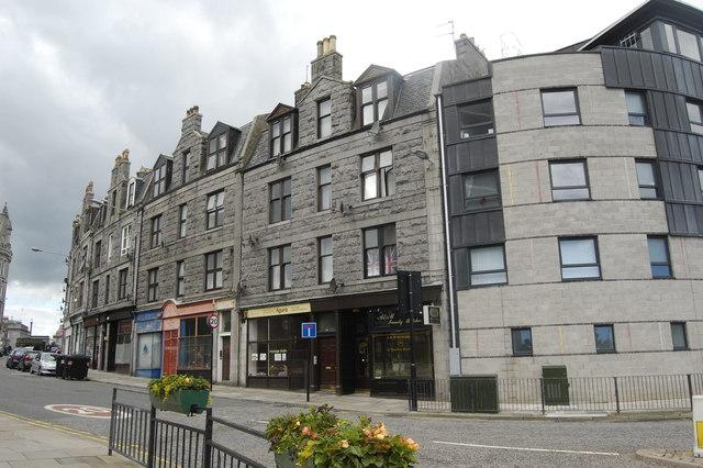 Justice Street, Aberdeen (II)