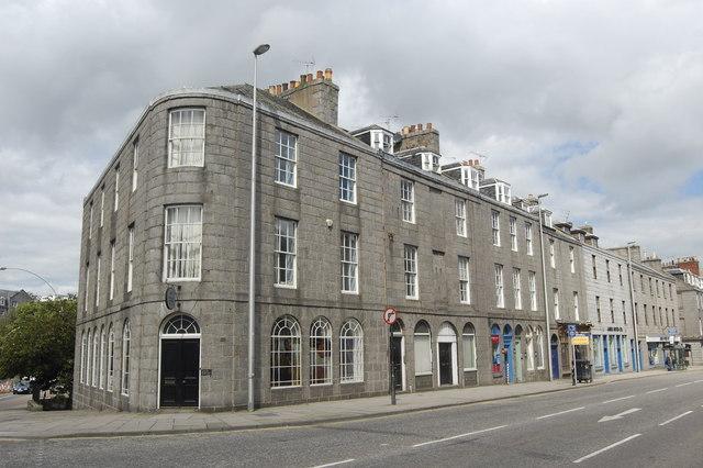King Street, Aberdeen