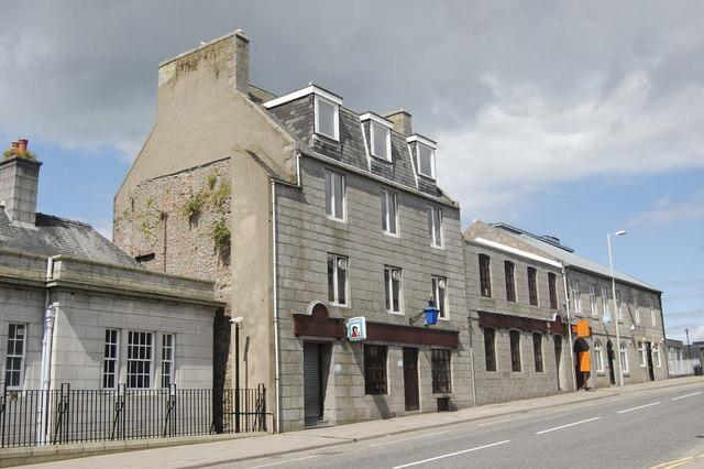 The Blue Lamp, Gallowgate, Aberdeen