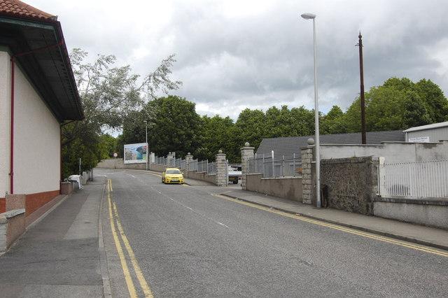 Canal Road, Aberdeen