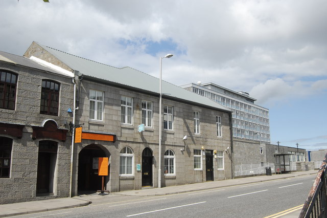 Business units, Gallowgate, Aberdeen