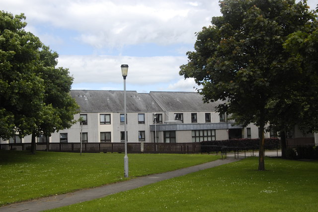 Sheltered housing, Constitution Street, Aberdeen