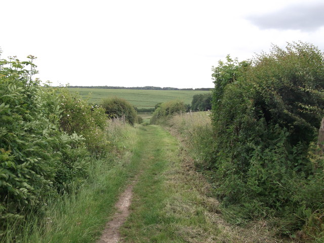 Footpath to Sharstead Farm