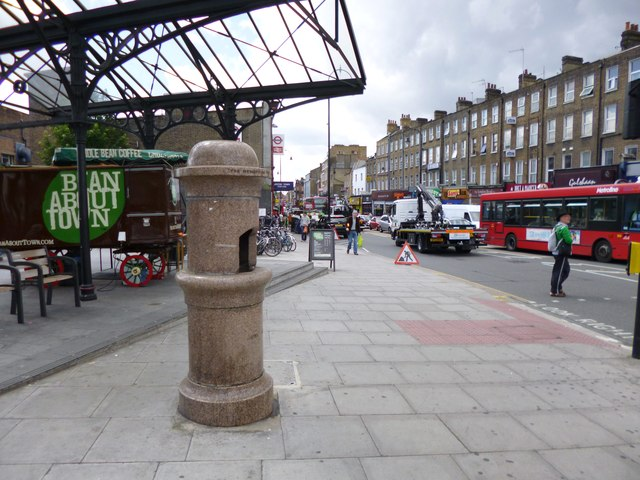 Kentish Town, drinking fountain