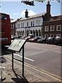 TR0161 : Shepherd Neame Brewery Offices, Faversham by David Anstiss
