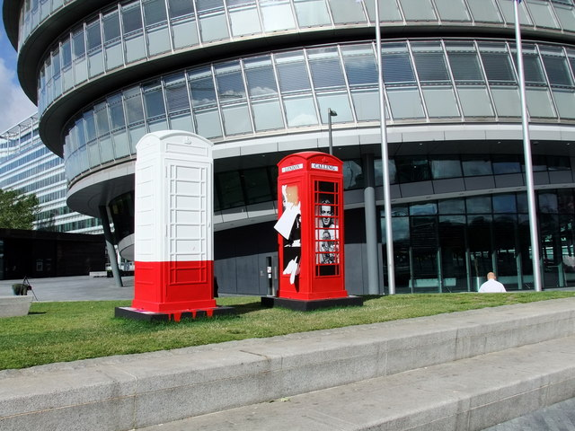 BT ArtBoxes at More London
