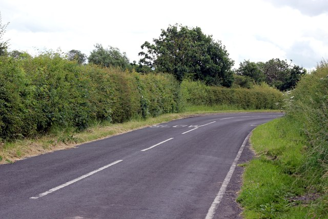 Fox Covert Lane near Upton