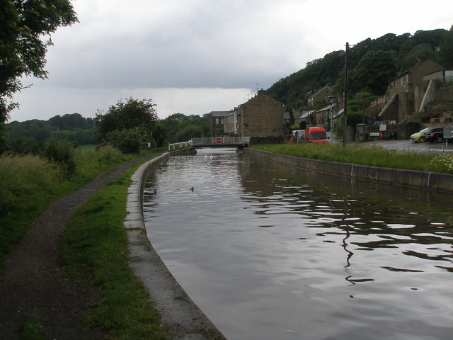 Canal at Redman Bridge