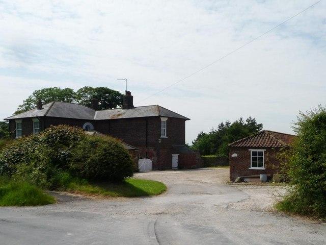 The Grange, Grindale