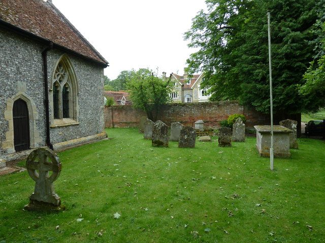Late afternoon at Holy Trinity, Penton Mewsey (vi)
