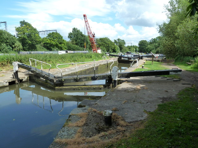 Lock 61, Grand Junction Canal - Winkwell Bottom Lock